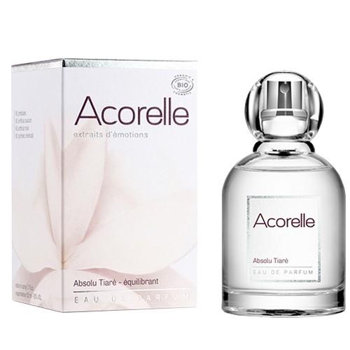 Produits Bio Eau de parfum Absolu Tiaré - Equilibrant
