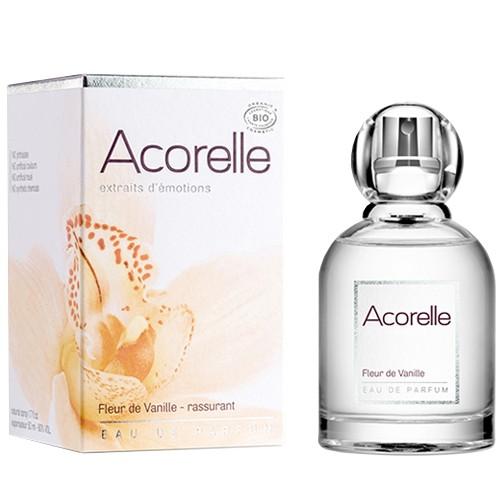Produits Bio Eau de parfum Fleur de Vanille - Rassurant