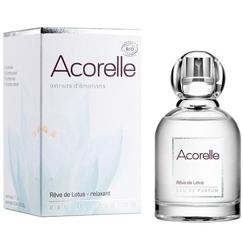 Produits Bio Eau de parfum Rêve de Lotus - Relaxant