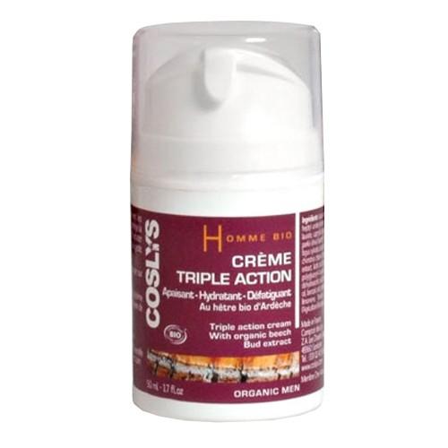 Produits Bio Crème Triple Action
