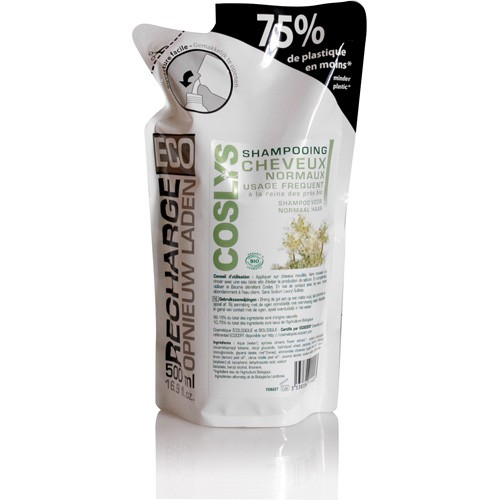 Produits Bio Eco Recharge Shampooing Cheveux Normaux