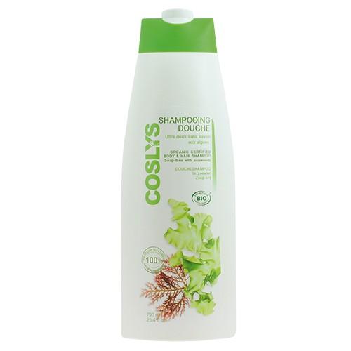 Produits Bio Shampooing Douche Marine aux algues - 750ml