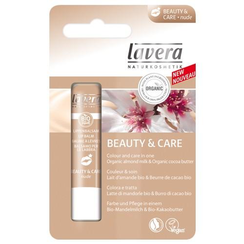 Produits Bio Baume à Lèvres Beauty & Care Nude