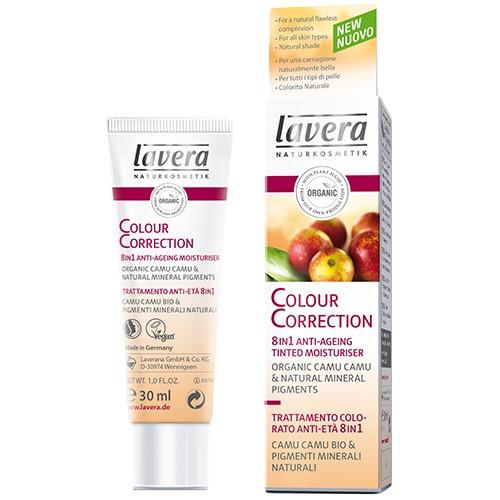 Produits Bio Colour Correction Soin anti-âge teinté