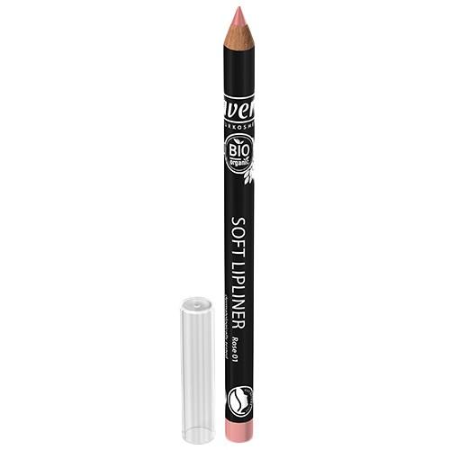 Produits Bio Crayons à lèvres - Rose 01