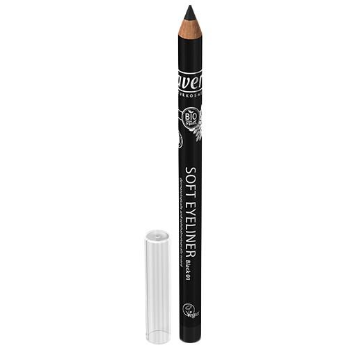 Produits Bio Crayons à paupières - Black 01
