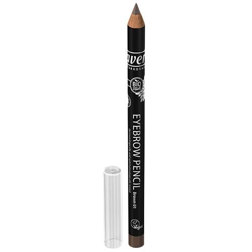 Produits Bio Crayons à sourcils - Brown 01