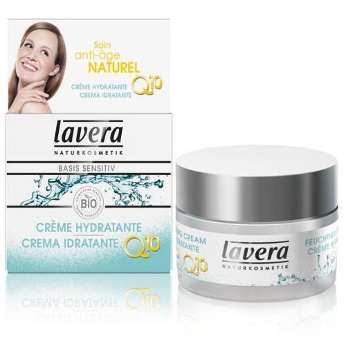 Produits Bio Crème Hydratante Visage Q10 Basis