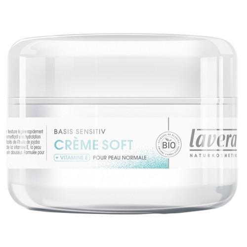 Produits Bio Crème Soft Basis