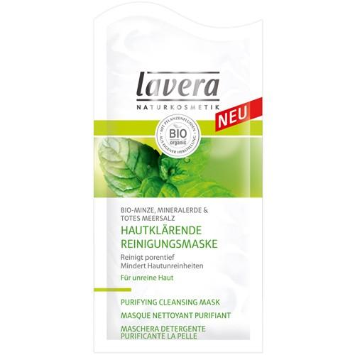 Produits Bio Masque nettoyant purifiant à la menthe
