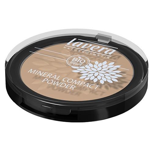 Produits Bio Poudre minérale compacte - Honey 03