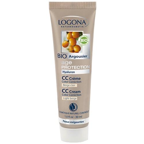 Produits Bio Age Protection CC Cream - Beige clair