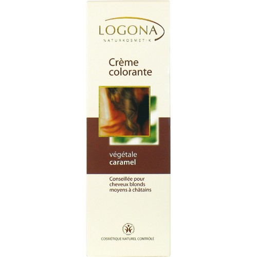 Produits Bio Crème colorante - Caramel