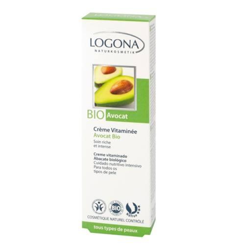 Produits Bio Crème vitaminée Avocat