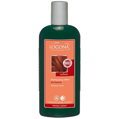 Produits Bio Shampooing reflets henné