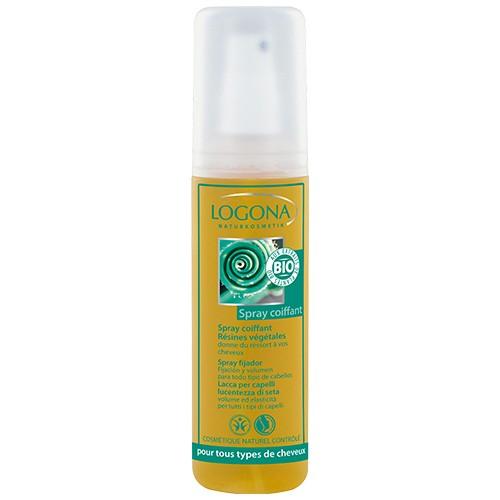 Produits Bio Spray coiffant