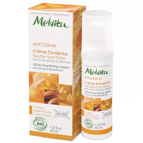 Produits Bio Apicosma Crème fondante haute nutrition