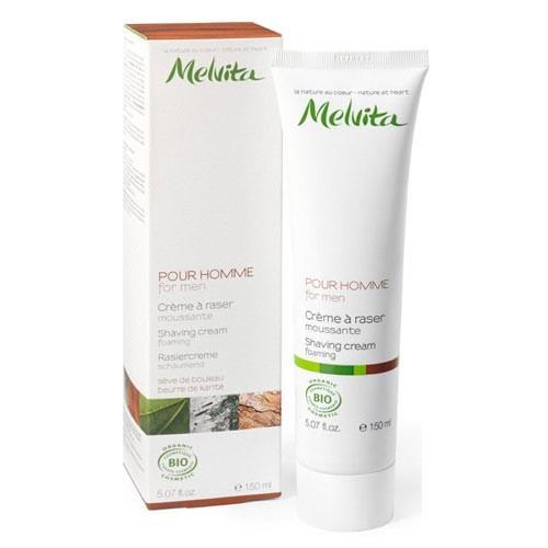 Produits Bio Crème à raser moussante