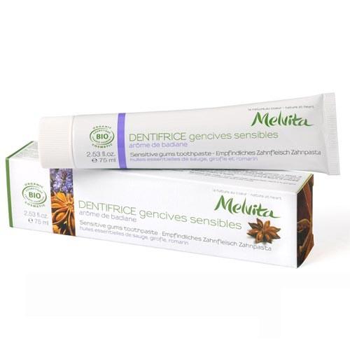 Produits Bio Dentifrice Gencives sensibles