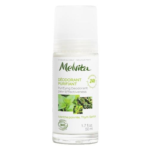 Produits Bio Déodorant purifiant efficacité 24h