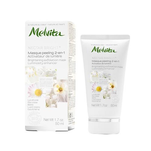 Produits Bio Masque peeling 2 en 1 Nectar Bright®